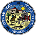 Nye County Seal